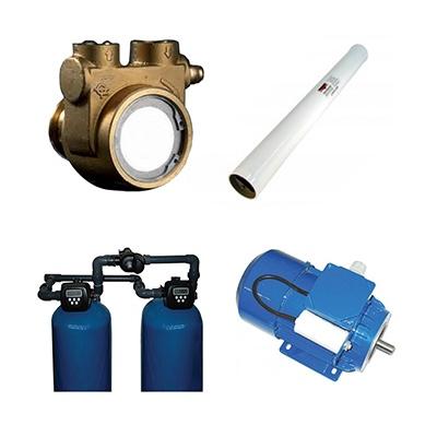 Traitement et filtration de l'eau