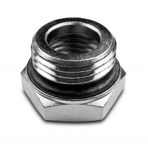 Réduction 1/2 - 1/4 pouce avec joint torique