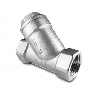 Set de filtre à angle 1 pouce en acier inoxydable SS304