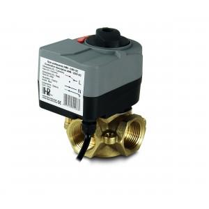 Vanne de mélange 3 voies 1 pouce avec actionneur électrique AM8