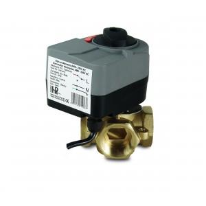 Vanne de mélange 4 voies 1 1/4 pouce avec actionneur électrique AM8