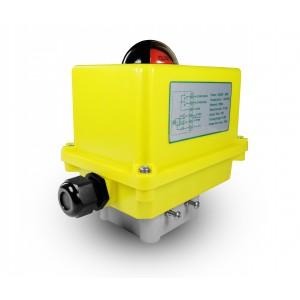 Actionneur électrique à clapet à bille A250 230V AC 25Nm
