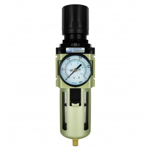 Filtre déshydrateur réducteur régulateur manomètre 3/4 pouce AW4000-06