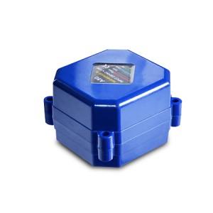 Actionneur électrique à clapet à bille A80 ECO 230V AC 3 fils