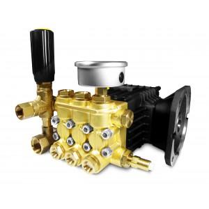 Pompe à pression WS15 pour lavage avec accessoires 15 l / min, max 250bar équivalent CAT350