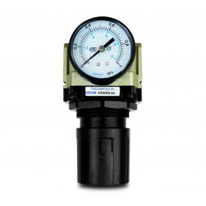 Manomètre détendeur 1/2 pouce AR4000-04