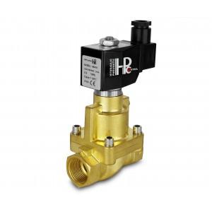 Electrovanne à vapeur et haute température. ouvert RH25-NO DN25 200C 1 pouce