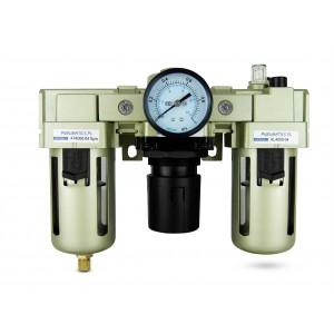Lubrifiant de régulateur de déshydrateur de filtre FRL 1/2 pouces mis à l'air AC4000-04