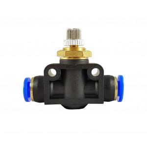 Soupape de starter de régulateur de débit de précision 4mm LSA04
