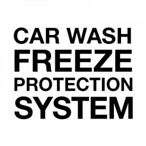 Système de protection antigel pour le lavage