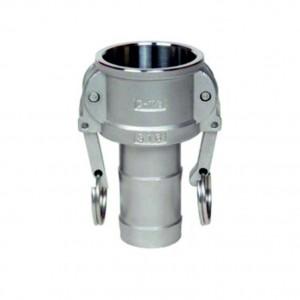 Connecteur Camlock - type C 1 1/2 pouce DN40 SS316