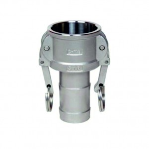 Connecteur Camlock - type C 1 1/4 pouce DN32 SS316