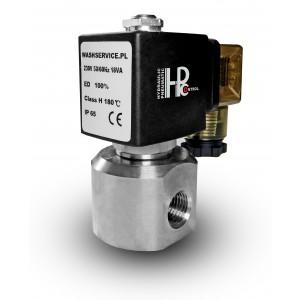Electrovanne haute pression HP20 1/4 pouce 230V 12V 24V