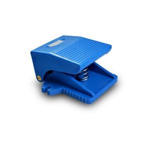 Clapet de pied, pédale d'air 3/2 1/4 pouces à cylindres pneumatiques 3F210