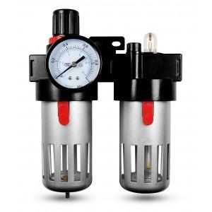 Filtre déshydrateur régulateur lubrificateur FRL 1/2 pouce ensemble à l'air BFC4000