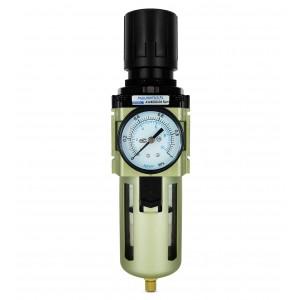 Filtre déshydrateur réducteur régulateur manomètre 1/2 pouce AW4000-04