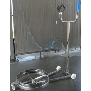 Dispositif de lavage de châssis de voiture - lavage de châssis de voiture