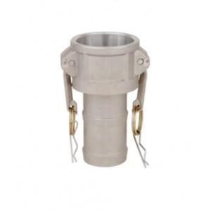Connecteur Camlock - type C 3 pouces DN80 Aluminium