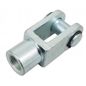 Tête de joint Y M8 actionneur 20mm ISO 6432
