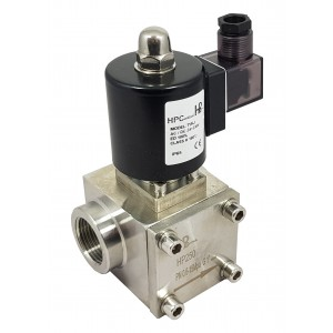 Electrovanne haute pression HP250 150bar