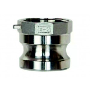 Connecteur Camlock - type A 1 pouce DN25 SS316